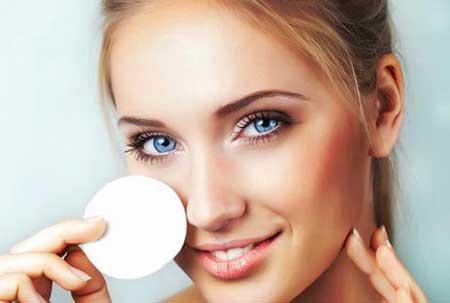 روش صحیح پاک کردن آرایش
