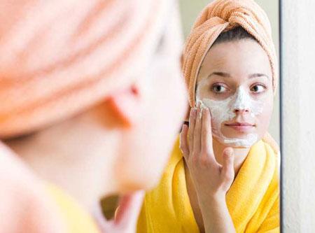 آموزش تصویری 1مدل بوتاکس طبیعی پوست صورت با مواد طبیعی درخانه