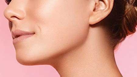جلوگیری از شل شدن و افتادگی پوست گردن