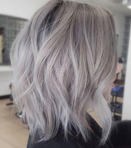رنگ موی عالی