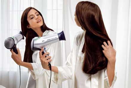 کاهش آسیبدیدگی موها