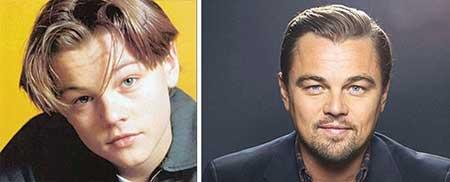 مدل موهایی که مردان مشهور انتخاب میکنند