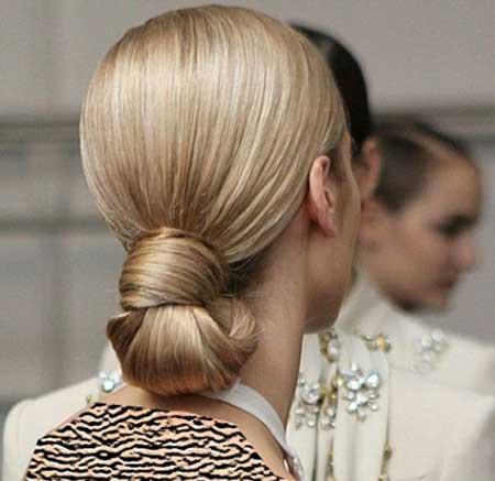 مدل مو ساده 95 مناسب مهمانی