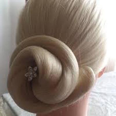 مدل مو ساده مناسب مهمانی