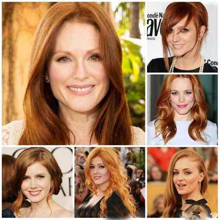 تصاویر برتر 96 مدل رنگ موی جدید