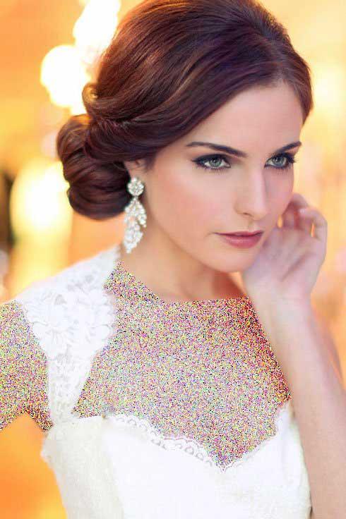 سبک عروس های اروپایی سال 2016