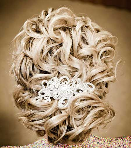 مدل موی زیبای عروس سال 1395