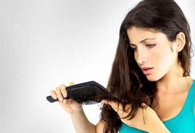 علت ریزش موی بعد از زایمان
