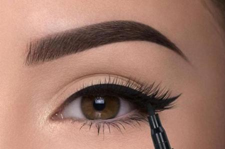 کشیدن خط چشم سری جدید
