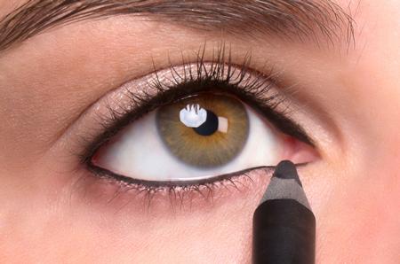 آموزش خط چشم نامرئی