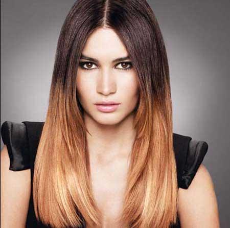 مدل رنگ موهای جدید به روش آمبره و سامبره (بخش اول)