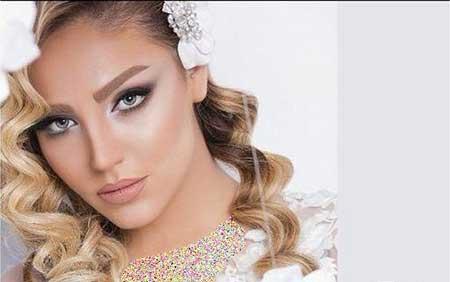 زیباترین مدل های آرایش عروس بهار (بخش اول)