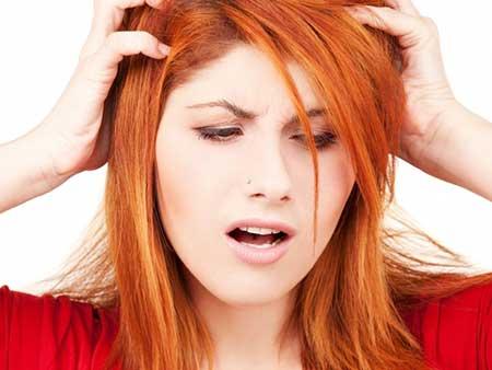 علت و درمان شوره و خارش پوست سر