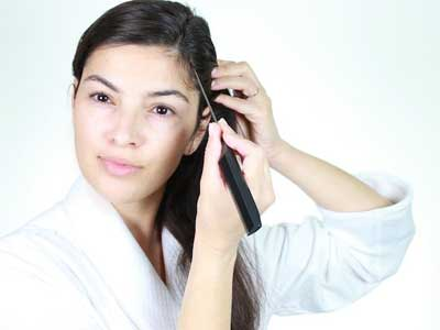 درمان های خانگی روغنی برای موهای آسیب دیده