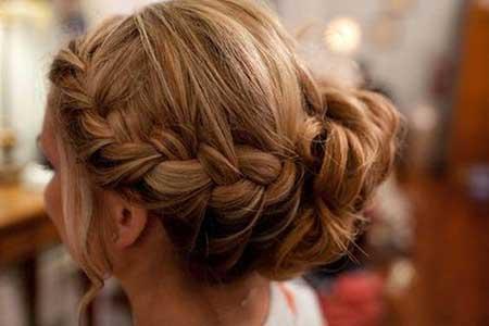 3 مدل موی زیبا که می توانید با بافت مو انجام دهید!!