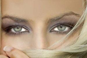 محلولی برای  رفع کبودی دور چشمتان