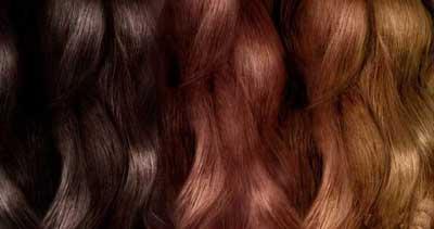 روش رنگ کردن مو