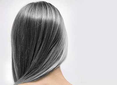 برای از بین بردن موهای سفید