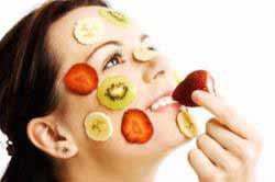 جلوگیری از چین و چروک صورت با ماسک موز