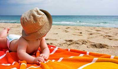 آفتاب سوختگی درمان