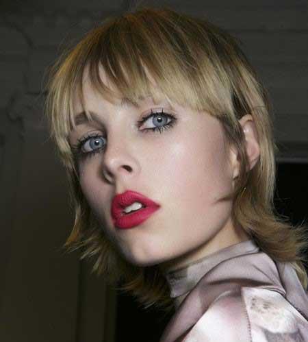 مدل آرایش جدید