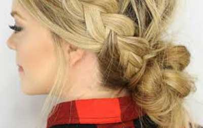 علل نازک شدن مو