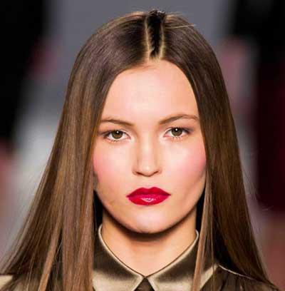 آرایش لب : بهترین رژ لب های قرمز برای پاییز