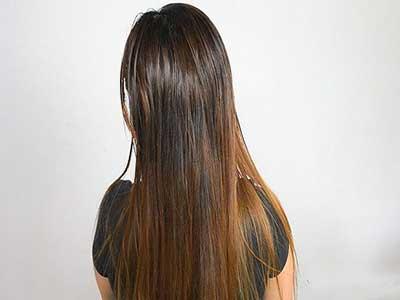 راز داشتن موهای زیبا