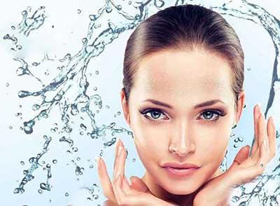 داشتن پوست شفاف