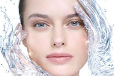 داشتن پوست شفاف وشاداب