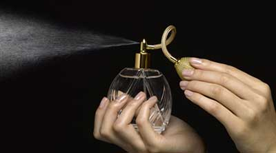 نحوه استفاده از عطر