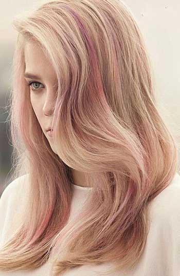 رنگ مو جدید