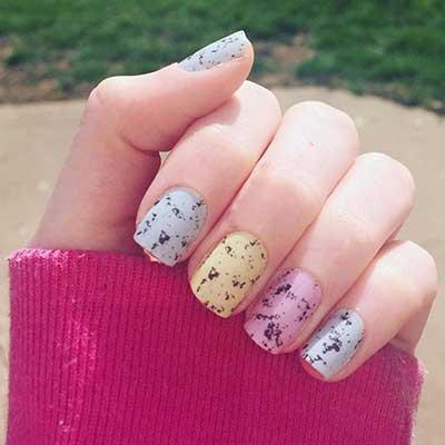طراحی ناخن های پرطرفدار در اینستاگرام