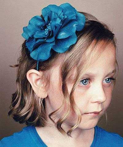 مدل مو بچه گانه دخترانه ساده