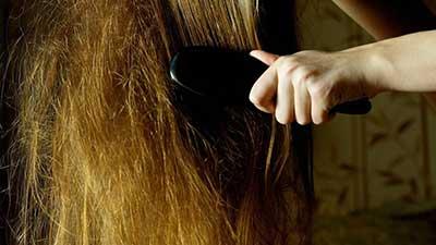 موهای خشک ووز