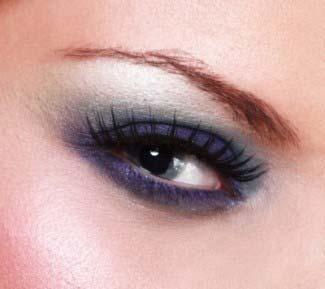 سایه چشم زیبا