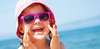 آفتاب سوختگی پوست بدن