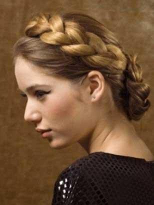 مدل موهای بافته شده-www.tudartu.ir