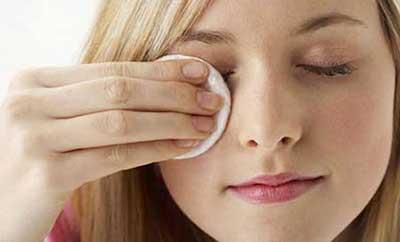 روش پاک کردن آرایش