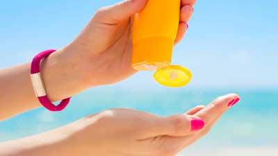 سلامت پوست|شما اشتباه ضد آفتاب میزنید!
