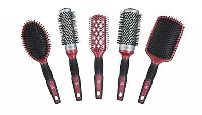 سلامت موها |انتخاب بهترین برس مویی