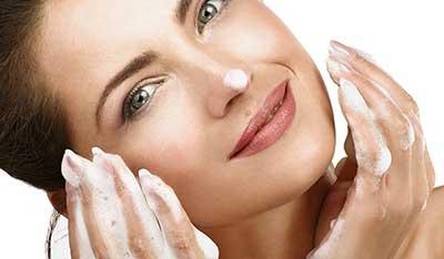 صابون های اسیدی راهی برای درمان پوست آکنه ای