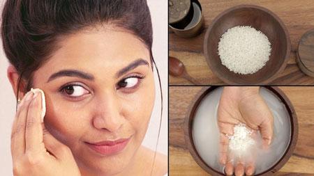 خواص درمانی آب برنج
