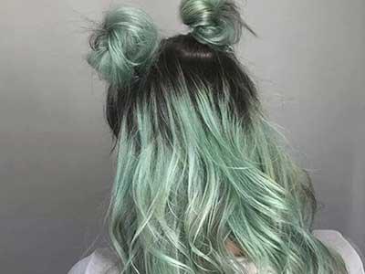 انواع رنگ مو