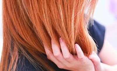 انواع ماسک مو برای موهای آسیب دیده