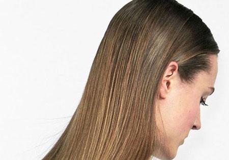 روش صاف کردن مو