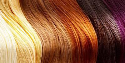 ترکیب رنگ مو، ۱۷ فرمول رنگ موی پرطرفدا
