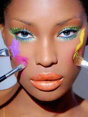 آرایش مناسب برای هر رنگ پوست