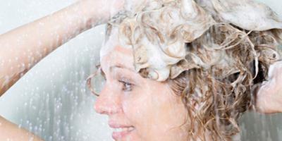 شستشوی انواع مختلف مو