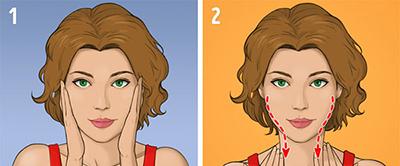 جلوگیری از چین و چروک پوست صورت
